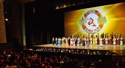 舞蹈界的必修課 韓國各界唱響神韻