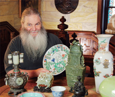 【藝術市場】從中國古藝品愛上中華文化