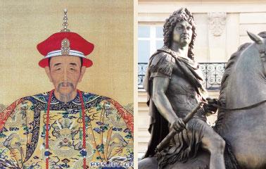 三百年前歐洲的中華藝術熱