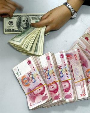 人民幣只有升值一條路