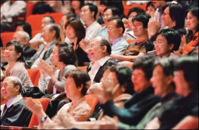 正統中華文化在神韻