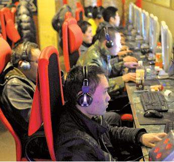 中國的雜牌駭客大軍