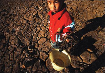 中國西南特大旱災 政府應深刻自省