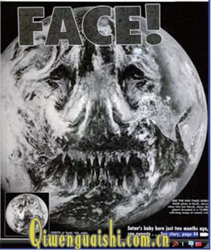地球在發燒、發飆