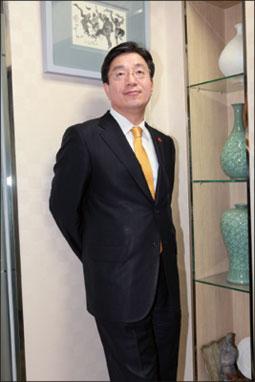 熱情的CEO 朴鳳奎以人脈創建品牌