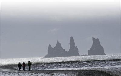 火山口上的「冰火之國」