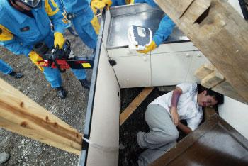 救命關鍵 日本的地震防護