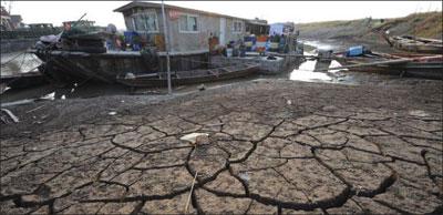 西南大旱與三峽大壩