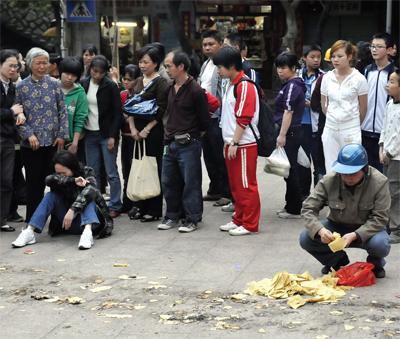 幼童慘案連連 中國父母無眠