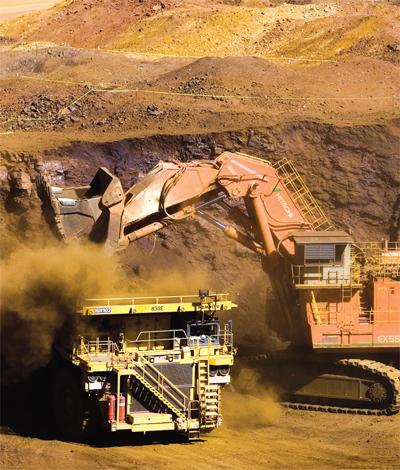 澳洲政府伸手鐵礦暴利