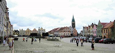 【古蹟的故事】中古世紀的粉彩夢幻小鎮 捷克古城特爾奇