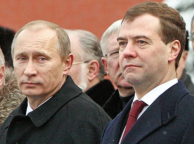 「梅普組合」沒譜了? 俄羅斯政局微妙變化引關注