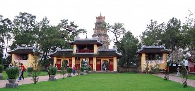 古蹟的故事 │ 越南順化最古老的寺廟 天姥寺