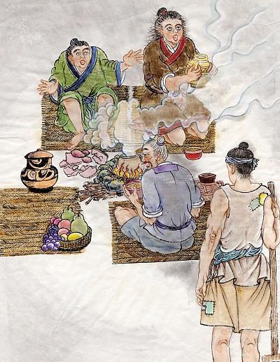>創造 │ 舜的妹子:敤手敘事3  老桑葉上的銘記