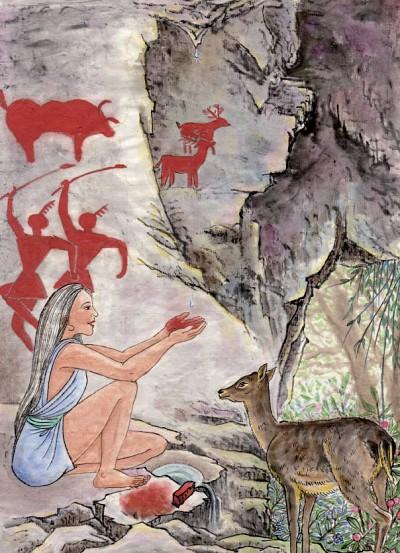 >創造 │ 舜的妹子:敤手敘事4 穴窟裡的紅獵人