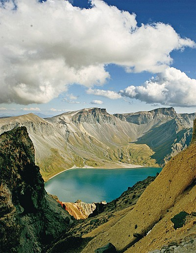 長白山或噴發 威力遠超冰島火山