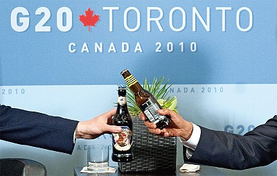 G20聚焦人民幣升值