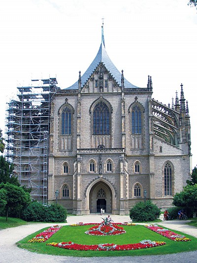 古蹟的故事 │ 獻給礦工的守護者──聖巴巴拉教堂