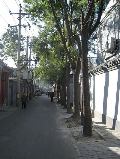 被統戰台商反思 走不通的北京胡同