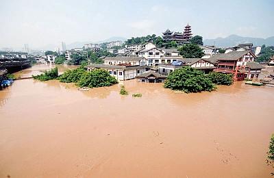 保命水塔毀壞  中國水資源走向絕境