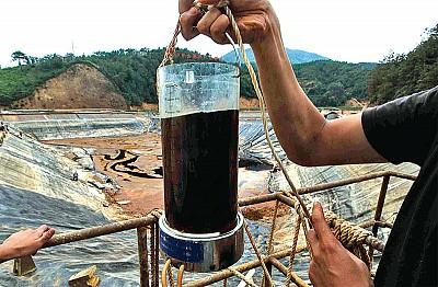 紫金礦業坍塌的不止「環保門」
