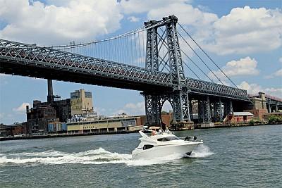 城市魅力 │ 哈林河上形形色色的橋
