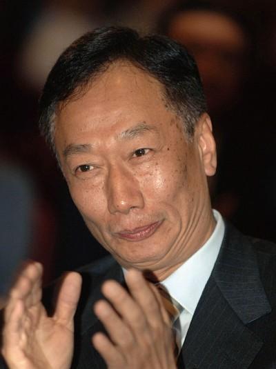 郭台銘  世界代工大王