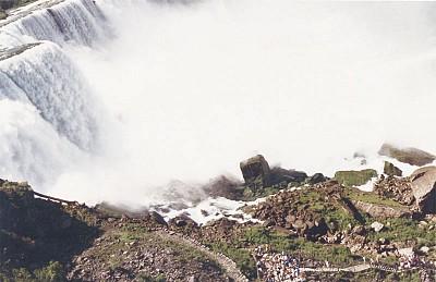 人生感悟 │ 銀河落九天 尼加拉瓜大瀑布下的感想