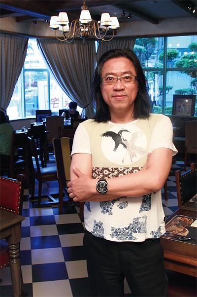 時尚戰將葉兩傳專訪 華人茶道步上歐洲時尚之路