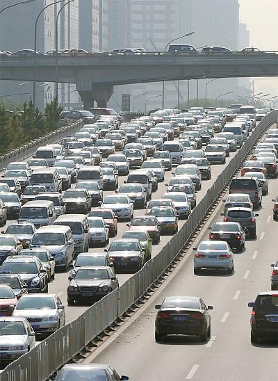 京藏「高速」的100公里路祭