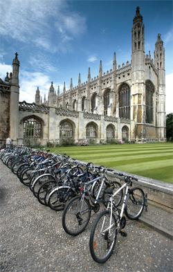 劍橋榮登全球最佳大學的秘訣