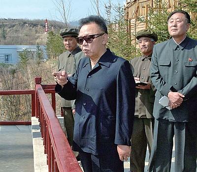 朝鮮權力轉移 暗蘊殺機