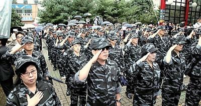 「北韓人民解放戰線」事務總長揭密:「特務就在身邊」