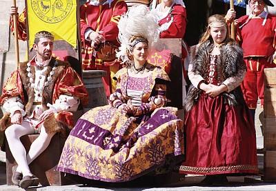 節慶聚焦 │ 法國勒皮市鳥王節 重返文藝復興的生活