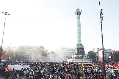 法國退休改革風波始末