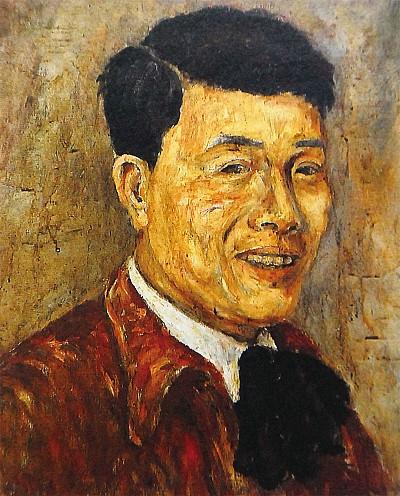 典型在夙昔 │ 前輩畫家劉新祿 烽煙中的一道燦爛油彩