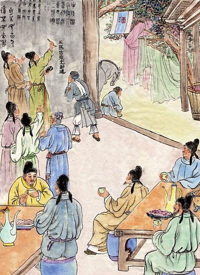創造 │ 唐朝的寓言:舞馬 1 序篇 天馬古來尤遒勁
