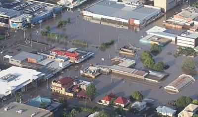 澳洲世紀洪水 天災無情人有情