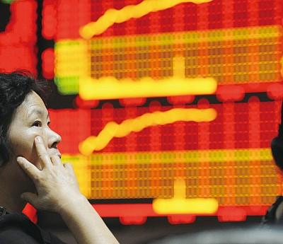 中國股市有多黑?
