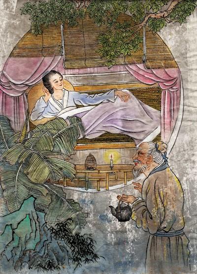創造 │ 唐朝的寓言:舞馬7 第二章 夜宴