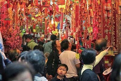 中國製造失信譽 大陸人香港搶購