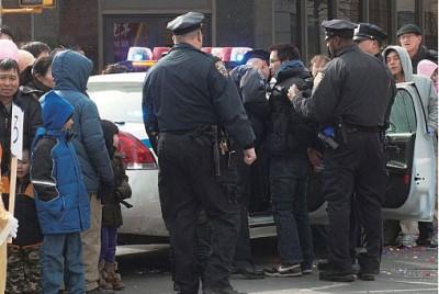 騷擾法輪功遊行 紐約華裔男被捕