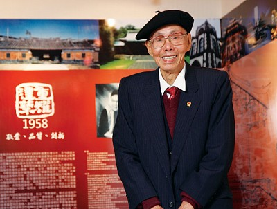 國寶級建築師李重耀 深耕古蹟建築 榮耀自臨