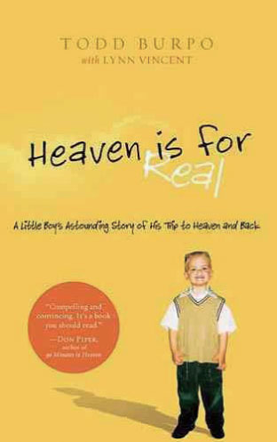瀕死男孩:「天堂真的存在」