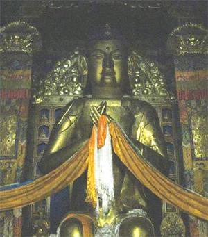 彌勒佛和彌賽亞:末劫時期東西方的救世主