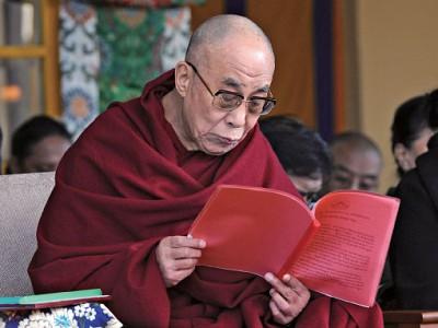 達賴喇嘛「轉世」風波起