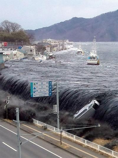 日本強震  衍生災害反思