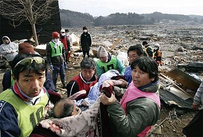 地動 海嘯 核危機