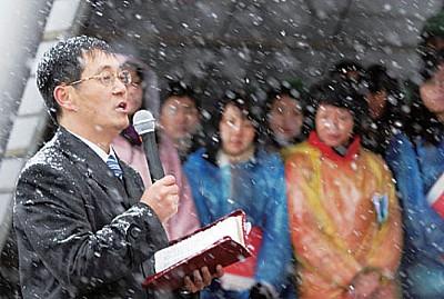 茉莉花叢中風聲鶴唳 北京守望教會數百人遭捕