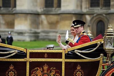 王室大婚  英國傳統留餘輝